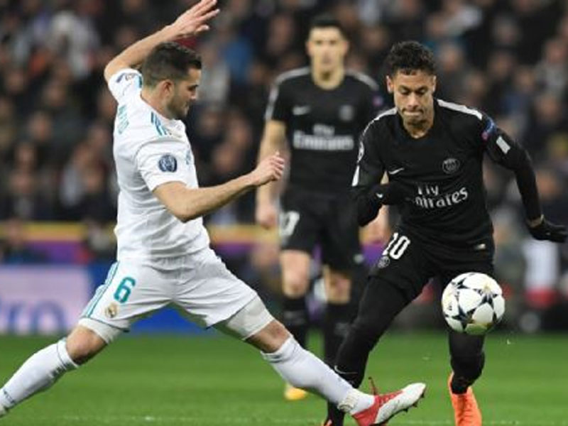 Ronaldo makes Champions League history with penalty against PSG