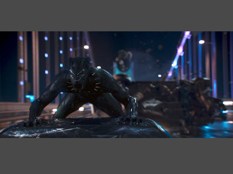 Black Panther Fills Void in Marvel Cinematic Universe with Rich, Evocative Mythology