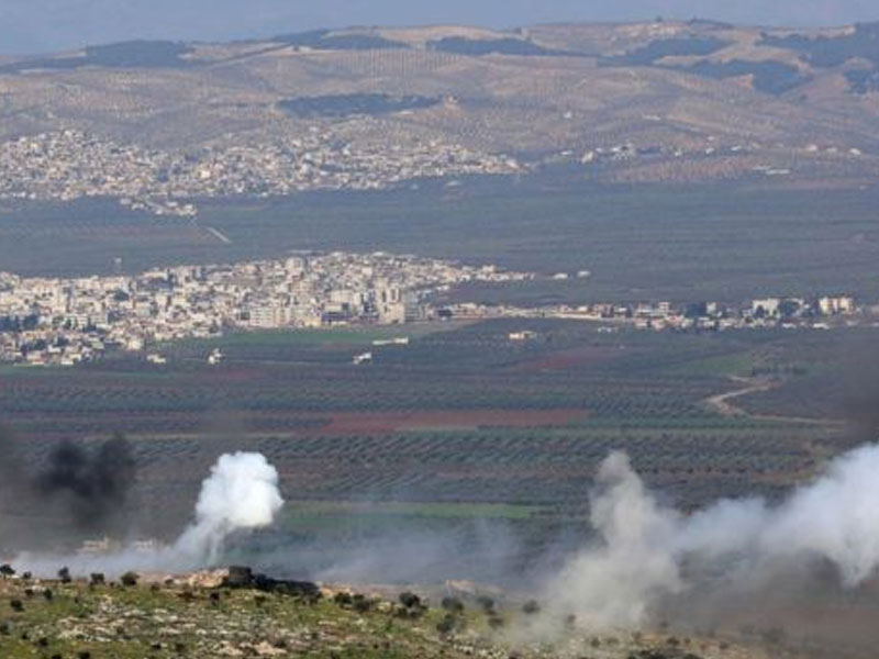 Turkey Warns Pro-Damascus Forces Aiding Kurds in Syria's Afrin