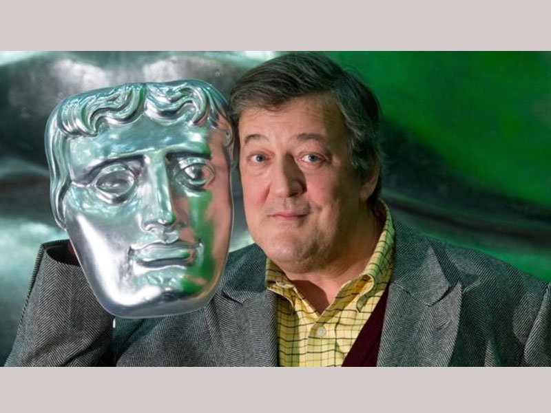 Stephen Fry Fighting Prostate Cancer Diagnosis