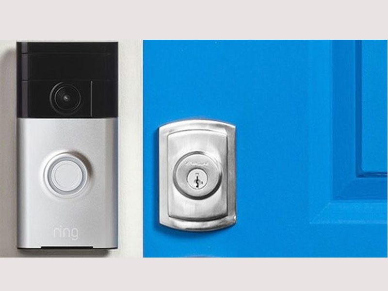 Amazon acquires Ring, manufacturer of smart home security products