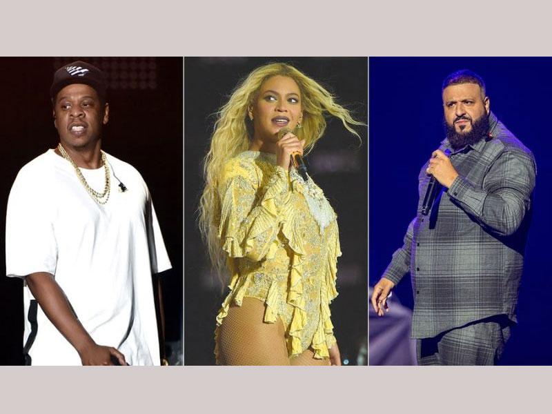 DJ Khaled ensnares Beyoncé, JAY-Z & Future for new single, 'Top Off'