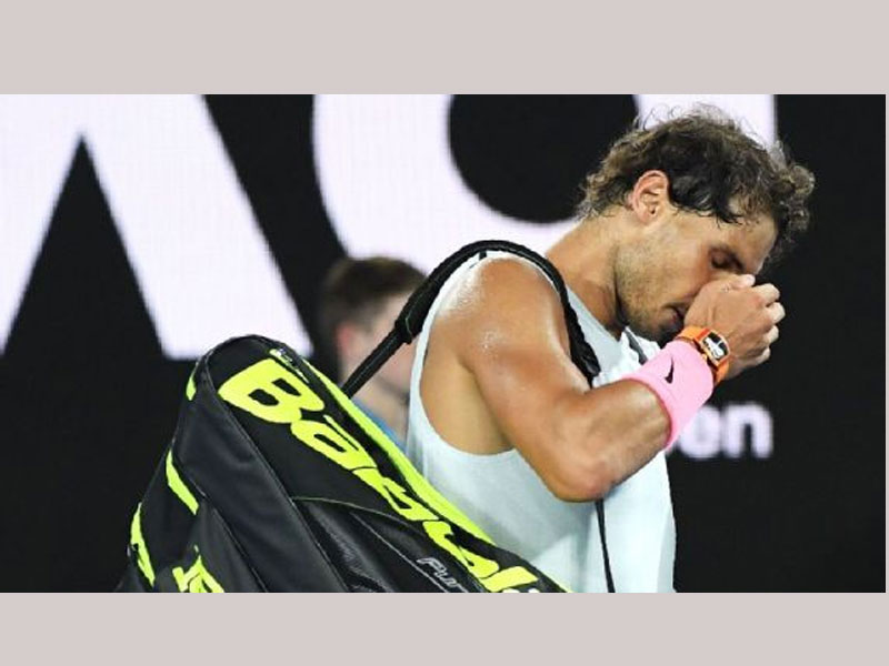 Nadal withdraws from Indian Wells