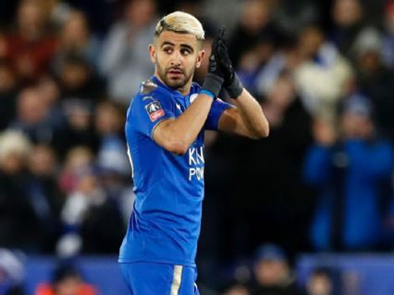Leicester ace Mahrez admits Man City transfer frustration