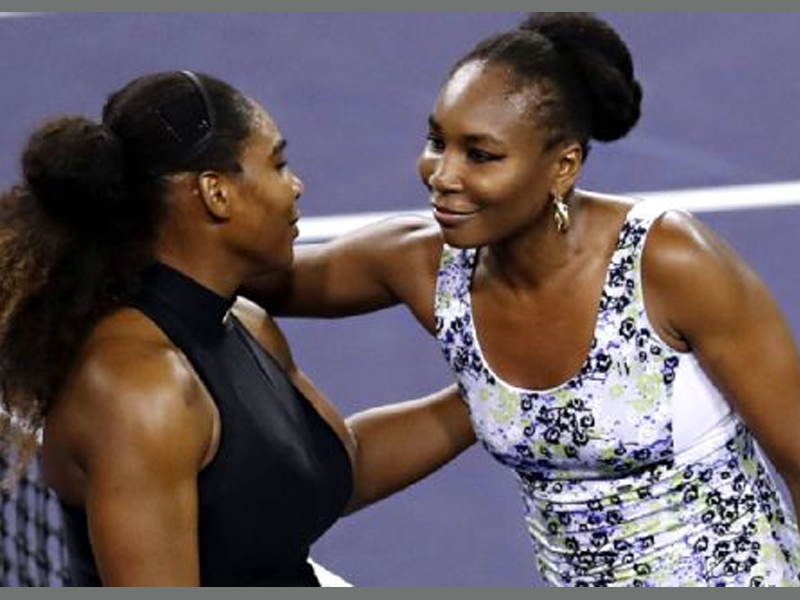 Roger Federer Hails 'Longevity And Dominance' Of Serena and Venus Williams