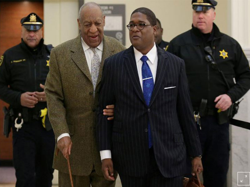 Bill Cosby to Face 5 More Accusers in Court