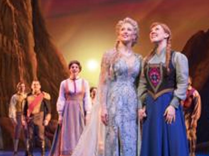 Here's Everything You Need To Know About 'Frozen' On Broadway