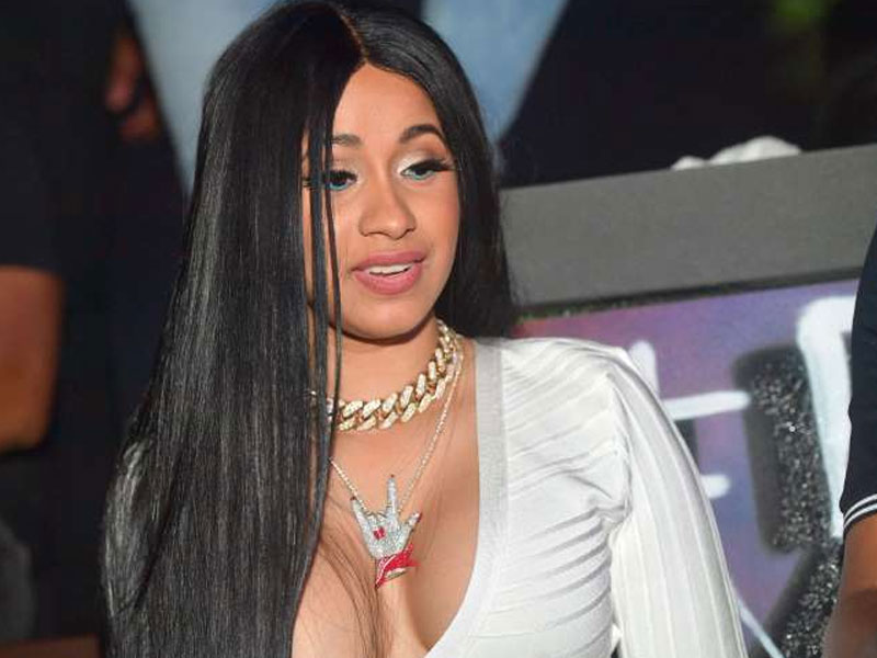Cardi B reveals debut album title and release date