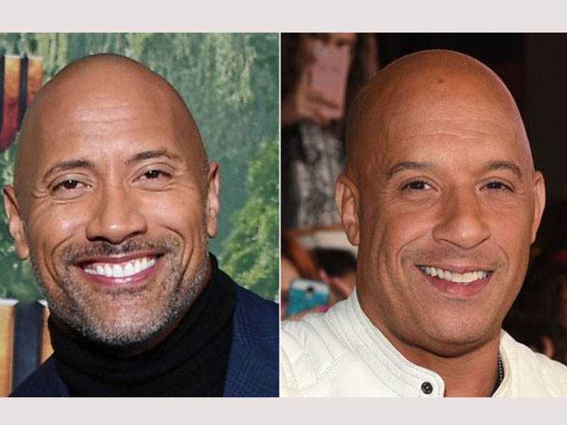Dwayne Johnson, Vin Diesel Feud Explained by 'The Rock'