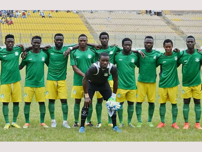 Ghana: Aduana thrash Fosa Juniors 6-1 in CAF Cup competition