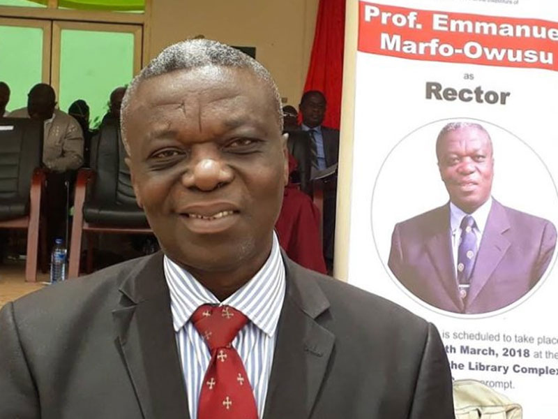 Wa Polytechnic lecturers chase out Rector