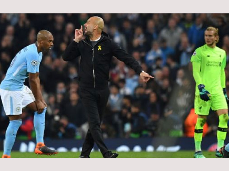 Guardiola, Klopp know
