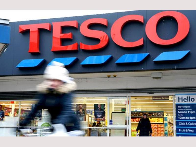 Tesco Profit Leaps as Fresh-Food Sales Drive Retailer's Growth