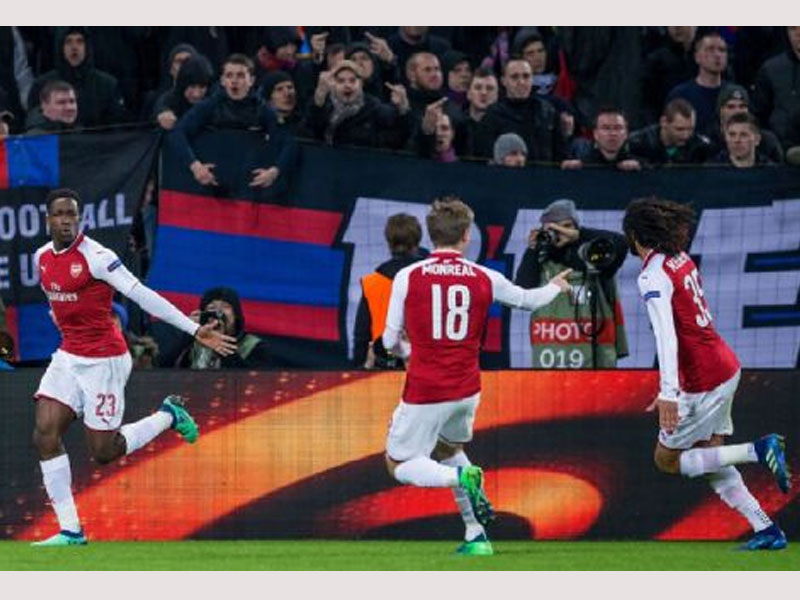 Elneny nominated for Europa League Player of the Week award