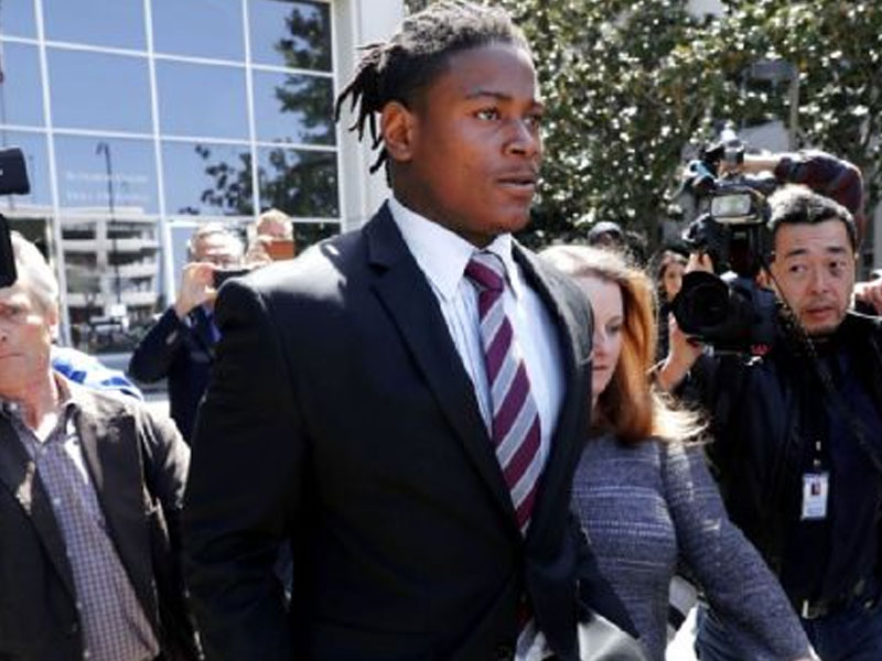 49ers linebacker Reuben Foster charged with domestic violence against girlfriend