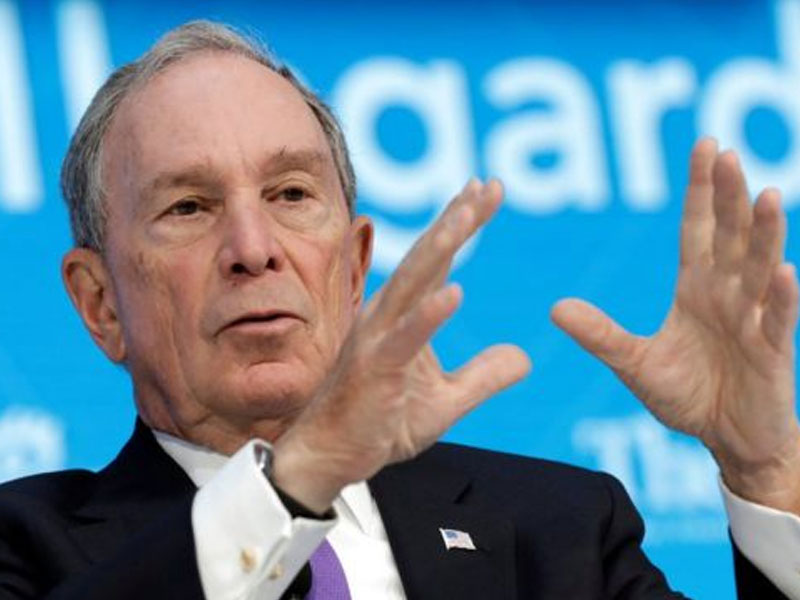 Bloomberg gives $4.5 million to help USA keep Paris climate accord commitment