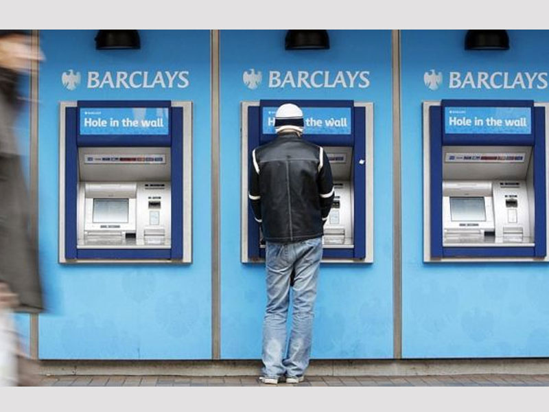 Barclays slips back into the red on United States  fine and PPI claims