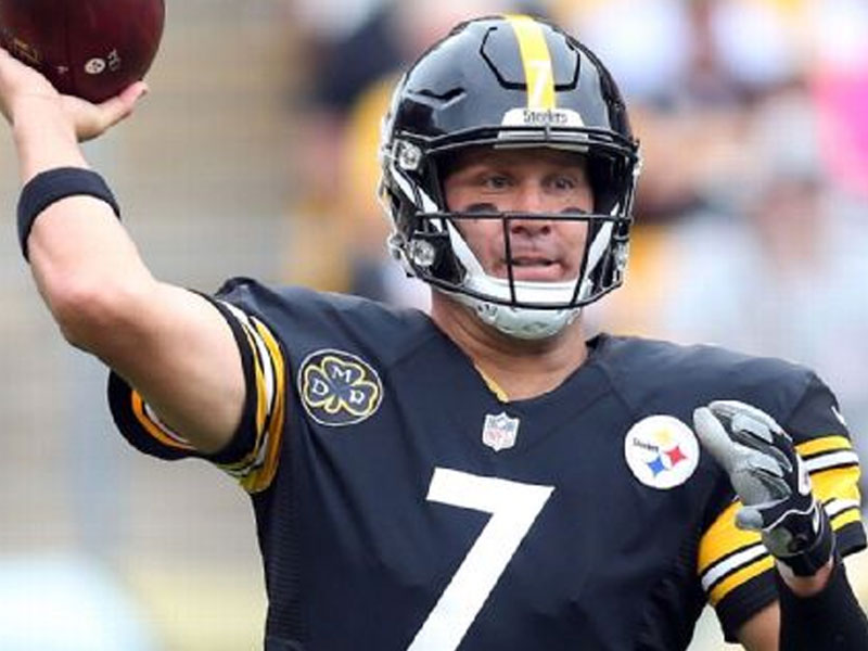 Roethlisberger doesn't want Rudolph to take over anytime soon