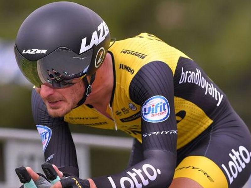 Tim Wellens wins Stage 4, Rohan Dennis keeps lead
