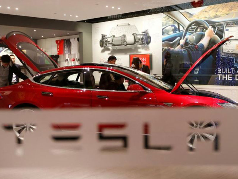 Tesla Registers New Business In China