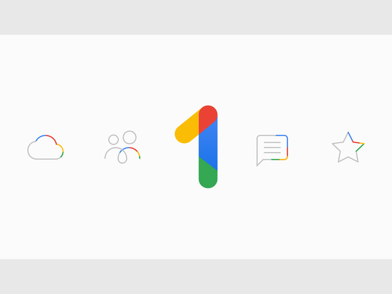Google One - A premium cloud storage space to replace Google Drive