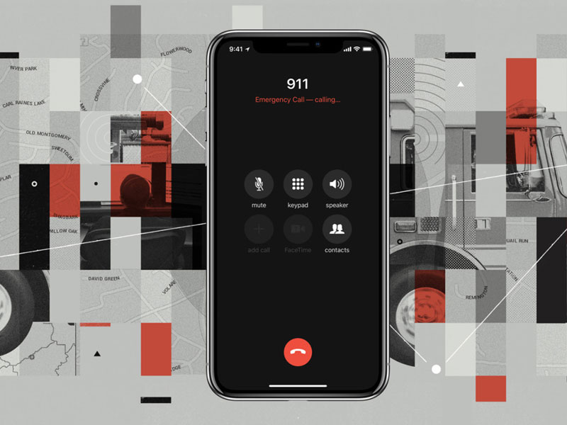 911, What\'s Your Emergency? For Dispatchers, it\'s Locating Callers