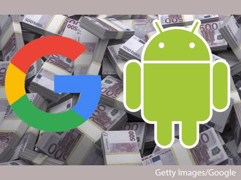 Google Fined RM20.3 Billion By EU Over Abuse Of Android OS