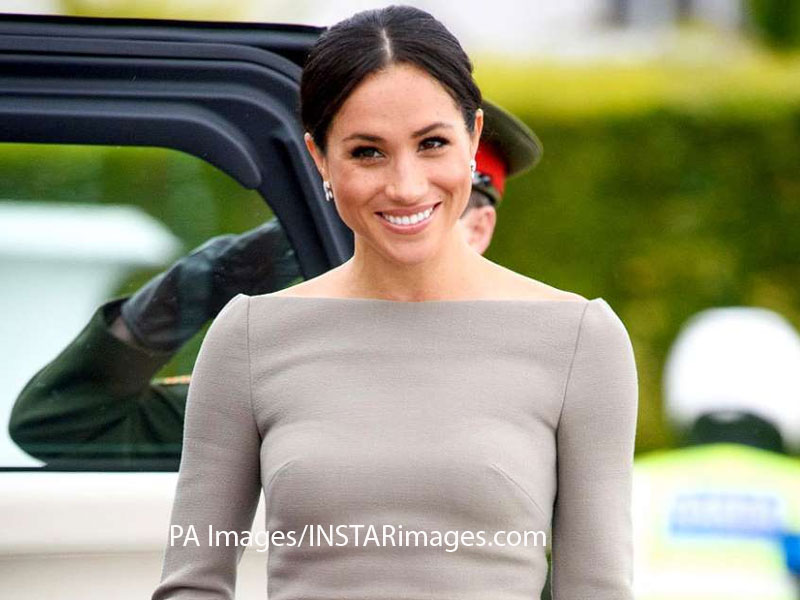 Meghan Markle Is 'Overwhelmed' & 'Still Learning' The Royal Rules
