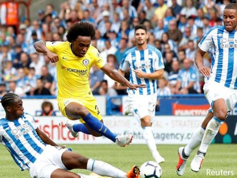 Willian enjoying Chelsea's 'Samba style' under Maurizio Sarri