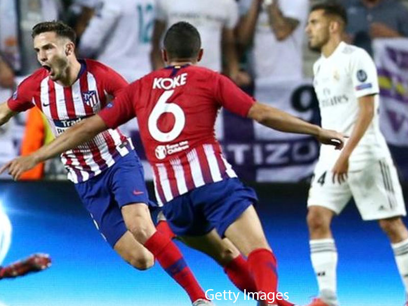 Diego Costa inspires Atletico Madrid to Super Cup win against Real Madrid