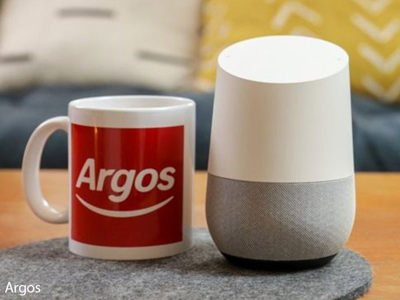 Argos customers can now 'Voice Shop' using Google Assistant
