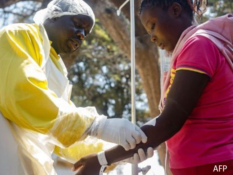 Africa issues cholera alert after outbreak in Zimbabwe