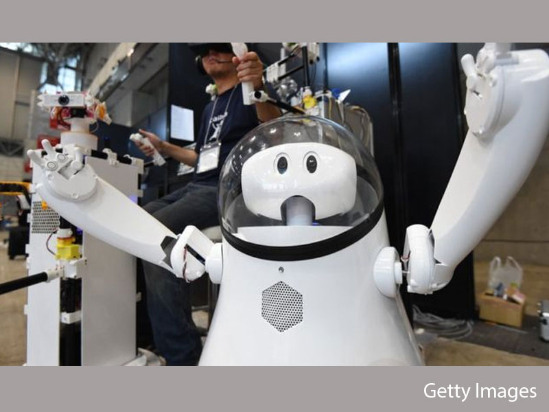By 2025, Robots Will Handle More Workplace Tasks Than Humans