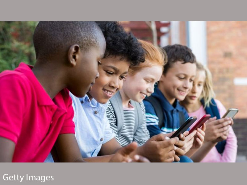 Children Who Get Less Screen Time Think Better, Study Finds