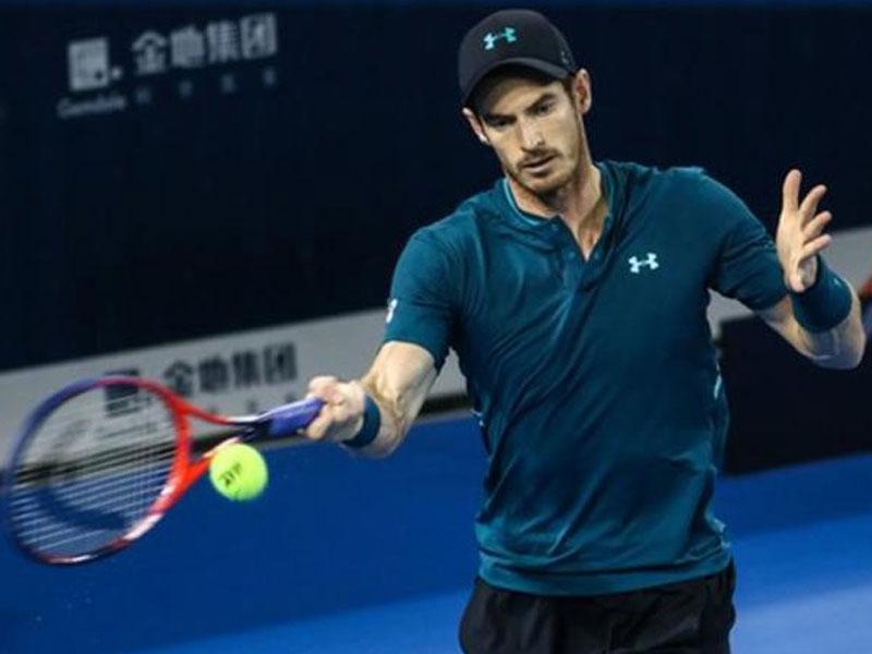 Murray advances to Shenzhen Open quarterfinals