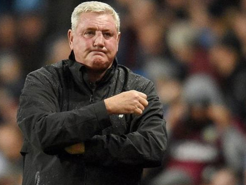Aston Villa preparing to sack Steve Bruce
