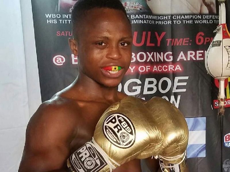 Isaac Dogboe Extends Top Rank Pact, With Multi-Year Deal