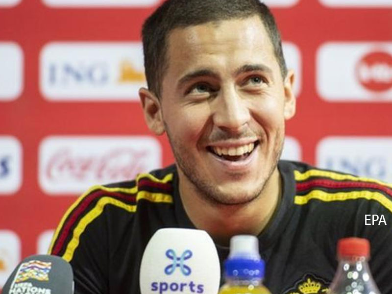 I will not force Chelsea to sell me - Eden Hazard