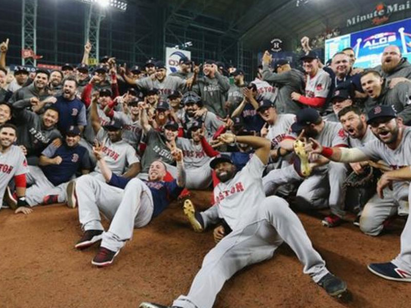 Red Sox Concerns Fade as They Roll Into the World Series