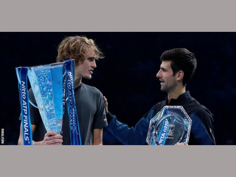 Alexander Zverev Joins Elite Company With ATP Finals Defeat Of Djokovic & Federer