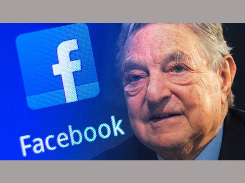 Facebook admits hiring PR firm to attack billionaire George Soros
