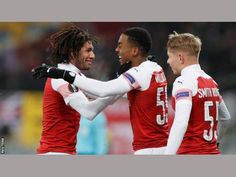 Doubts persist over Arsenal's Europa League match against Vorskla Poltava