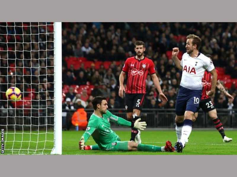 Tottenham beats Southampton 3-1 to go 3rd in Premier League