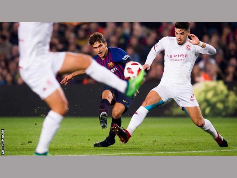 Easy for Barca in Copa del Rey, Latest Football News
