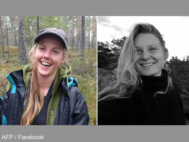 New arrests as murdered tourists' bodies returned home to Scandinavia