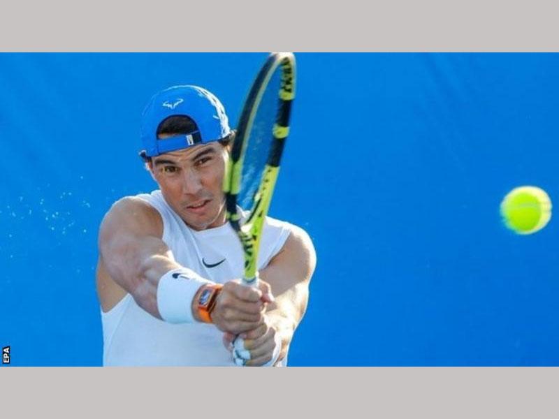 Rafael Nadal in doubt for Australian Open