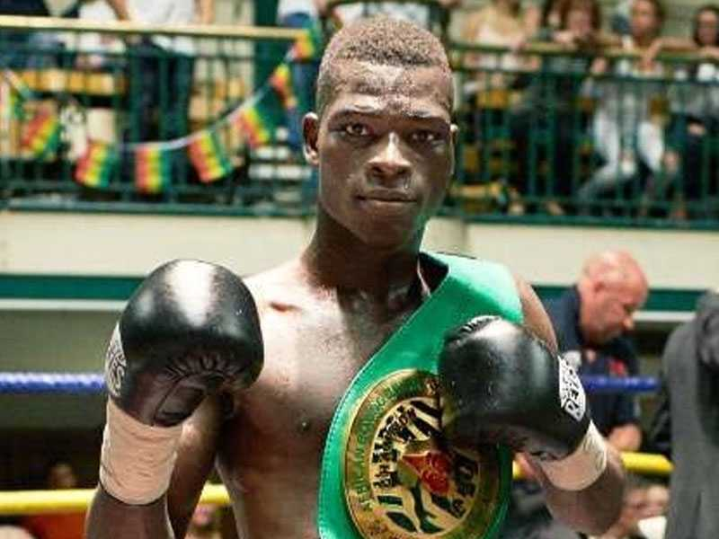 Ghana applauds Commey for annexing IBF lightweight title