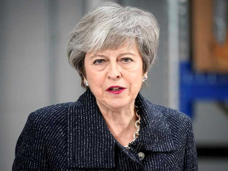 Brexit breakthrough as May secures win