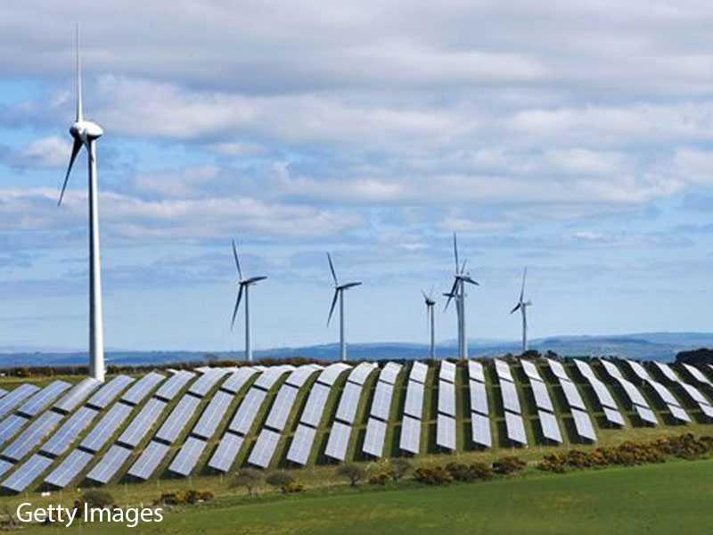 United Kingdom power output set for 'landmark tipping point'