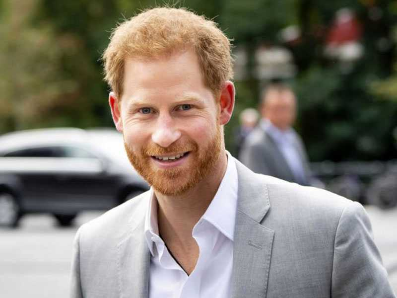 Prince Harry is trying to teach tourists to be more eco-friendly